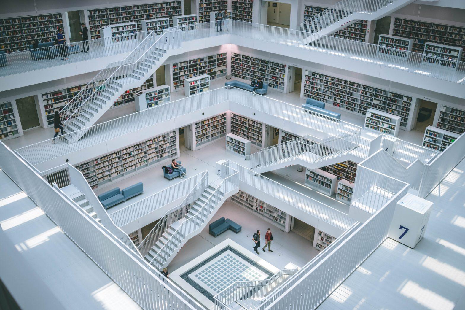 Kulturgeschichtliche Bibliotheken